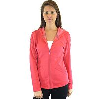 Ryka Inspire Full-Zip Fleece Yoga Hoodie - Women's
