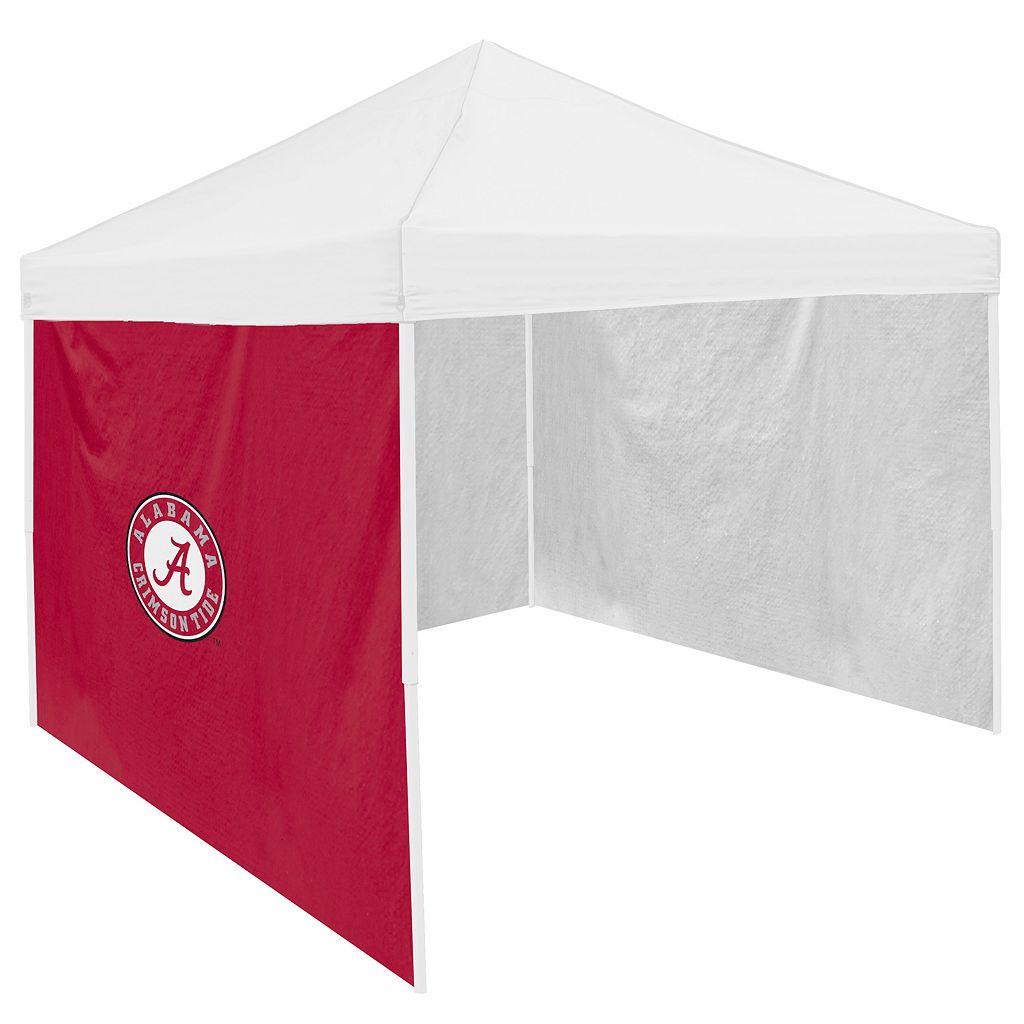 Logo Brand Alabama Crimson Tide Tent Side Panel