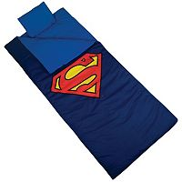 Wildkin Superman Shield Sleeping Bag - Kids