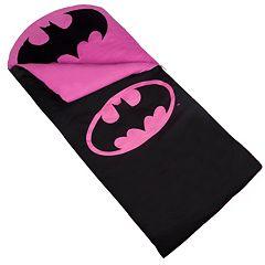 Wildkin Batman Emblem Sleeping Bag