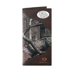 Zep-Pro Kentucky Wildcats Concho Mossy Oak Secretary Wallet