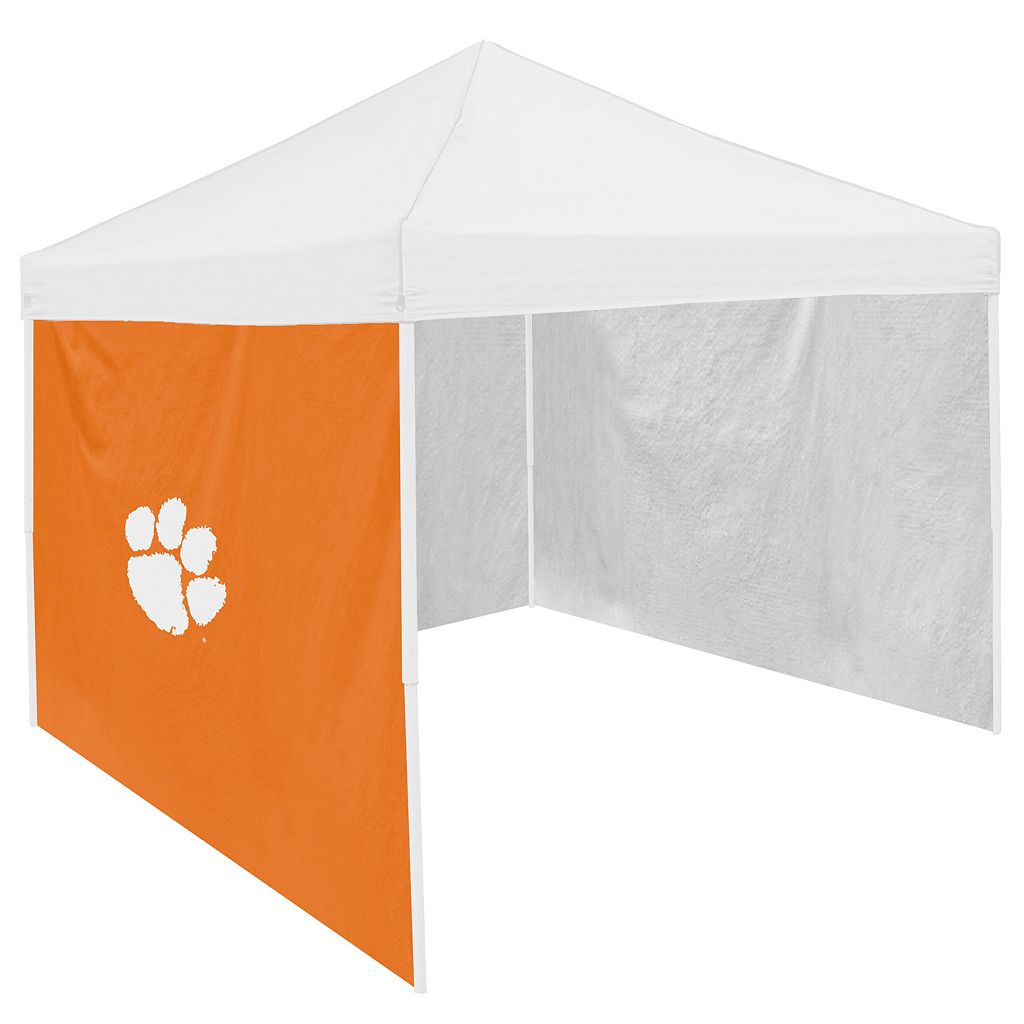 Logo Brand Clemson Tigers Tent Side Panel