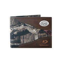 Zep-Pro Florida Gators Concho Mossy Oak Bifold Wallet