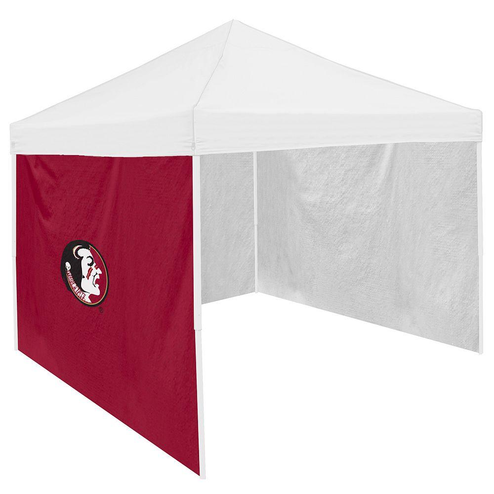 Logo Brand Florida State Seminoles Tent Side Panel