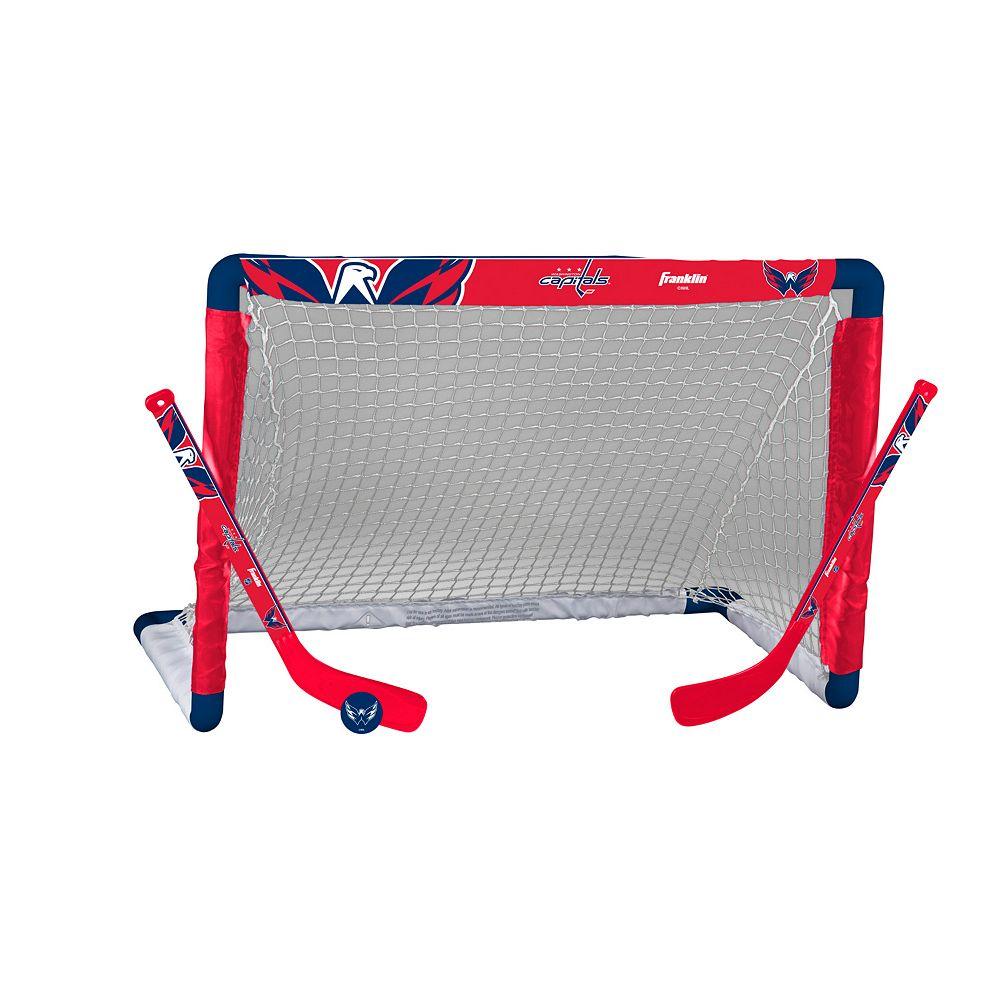 Franklin Washington Capitals Mini Hockey Goal Set