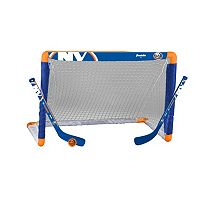 Franklin New York Islanders Mini Hockey Goal Set