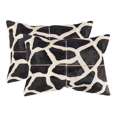 Antonio 2-piece 14'' x 20'' Throw Pillow Set