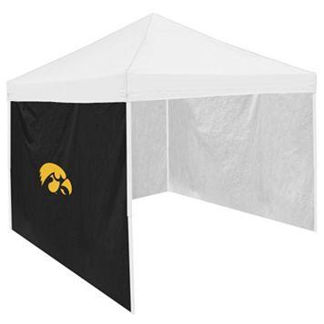 Logo Brand Iowa Hawkeyes Tent Side Panel