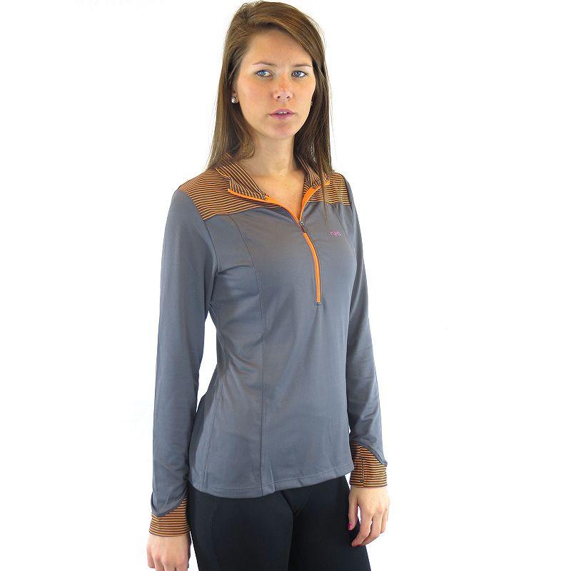 Spandex Long Sleeved Top