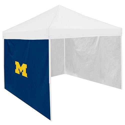 Logo Brand Michigan Wolverines Tent Side Panel