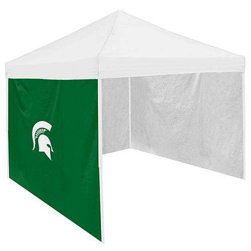 Logo Brand Michigan State Spartans Tent Side Panel