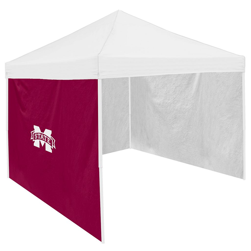 Logo Brand Mississippi State Bulldogs Tent Side Panel