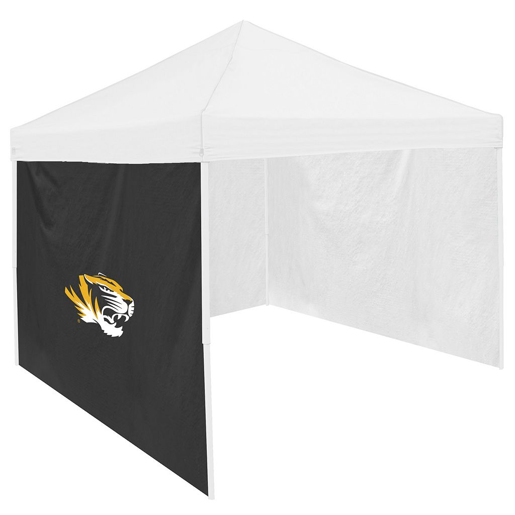 Logo Brand Missouri Tigers Tent Side Panel