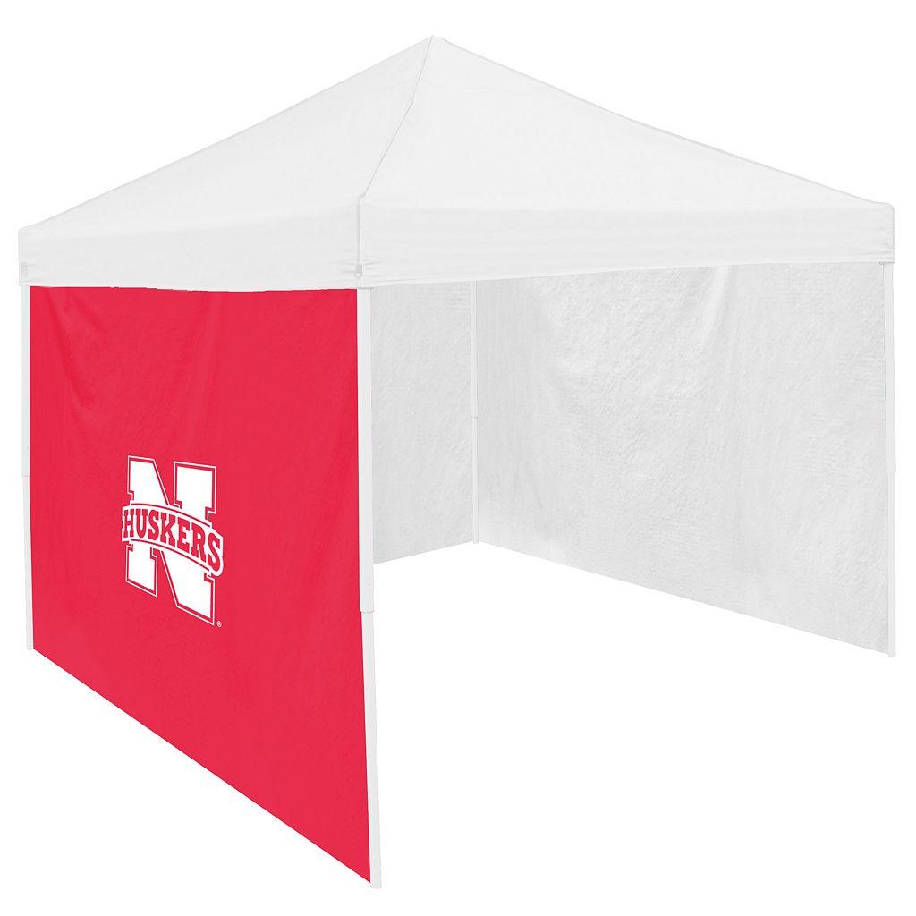 Logo Brand Nebraska Cornhuskers Tent Side Panel