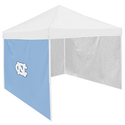Logo Brand North Carolina Tar Heels Tent Side Panels