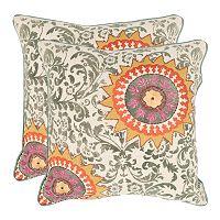 Sunny 2-piece Throw Pillow Set