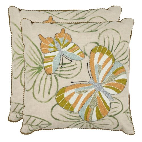 Casandra 2-piece Throw Pillow Set
