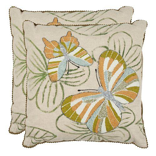 Casandra 2-piece Throw Pillow Set