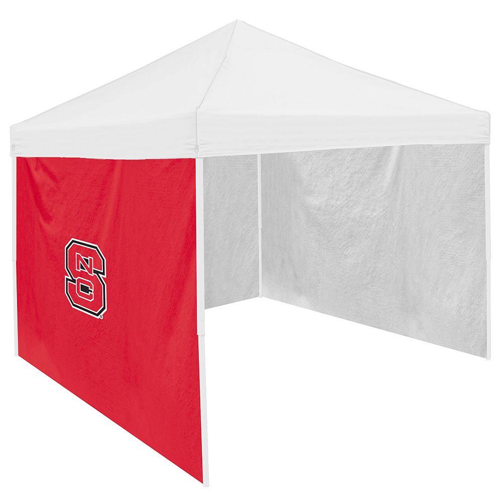 Logo Brand North Carolina State Wolfpack Tent Side Panel