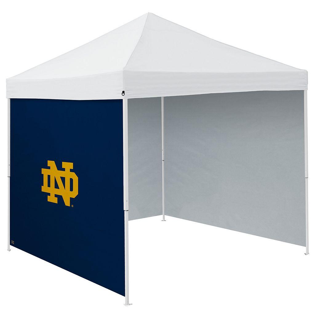 Logo Brand Notre Dame Fighting Irish Tent Side Panel