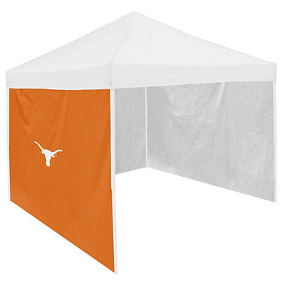 Logo Brand Texas Longhorns Tent Side Panels