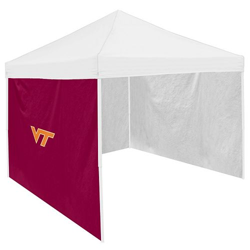 Logo Brand Virginia Tech Hokies Tent Side Panel