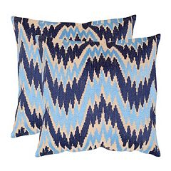 Adam 2-piece 18'' x 18'' Throw Pillow Set