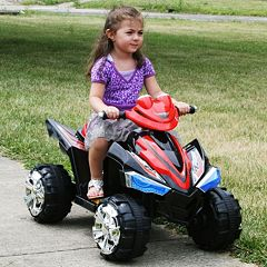 Lil' Rider Pro Circuit Hero Ride-On Four Wheeler
