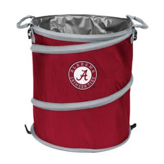 Logo Brand Alabama Crimson Tide Collapsible 3-in-1 Trashcan Cooler