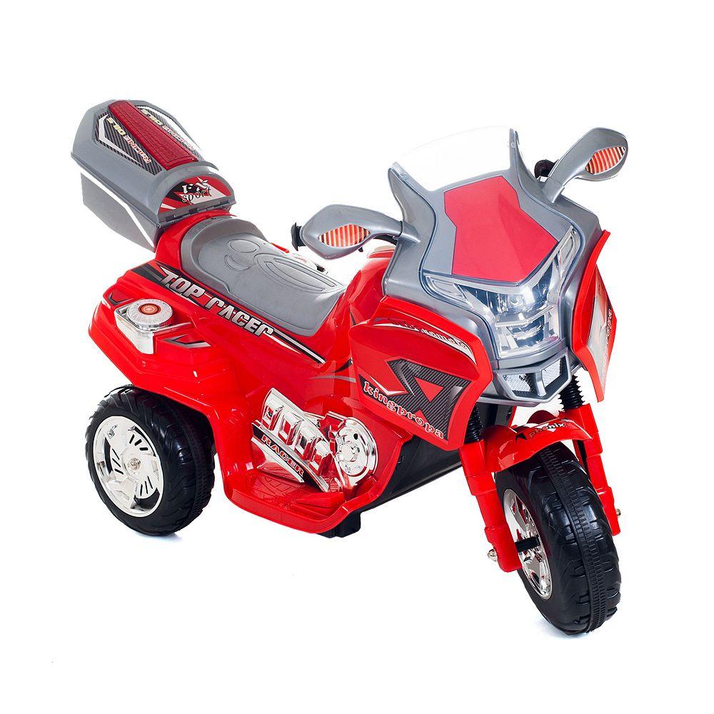 Lil' Rider Top Racer Ride-On Sport Bike