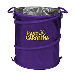 Logo Brand East Carolina Pirates Collapsible 3-in-1 Trashcan Cooler