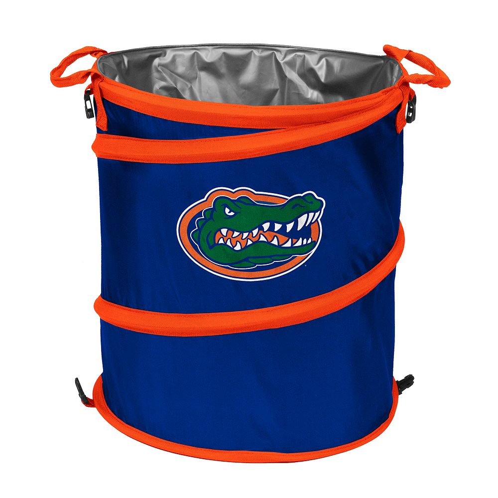 Logo Brand Florida Gators Collapsible 3-in-1 Trashcan Cooler