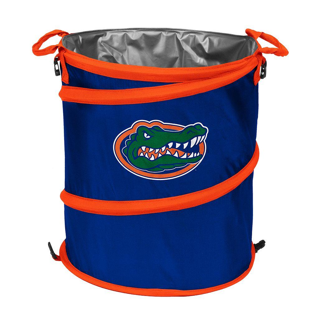 Logo Brand Florida Gators Collapsible 3-in-1 Trashcan Cooler