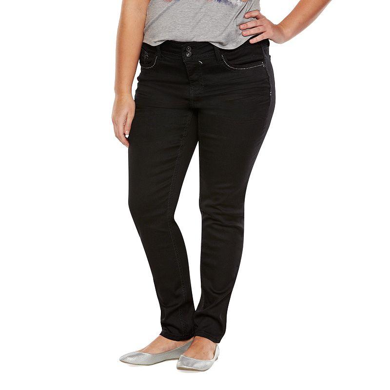 Hydraulic Bailey Skinny Jeans - Juniors' Plus