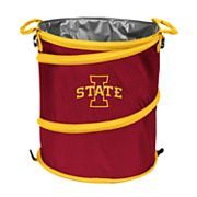 Logo Brand Iowa State Cyclones Collapsible 3-in-1 Trashcan Cooler