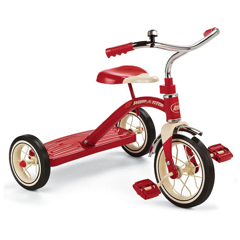 Radio Flyer Classic Tricycle, Red