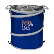 Logo Brand Memphis Tigers Collapsible 3-in-1 Trashcan Cooler
