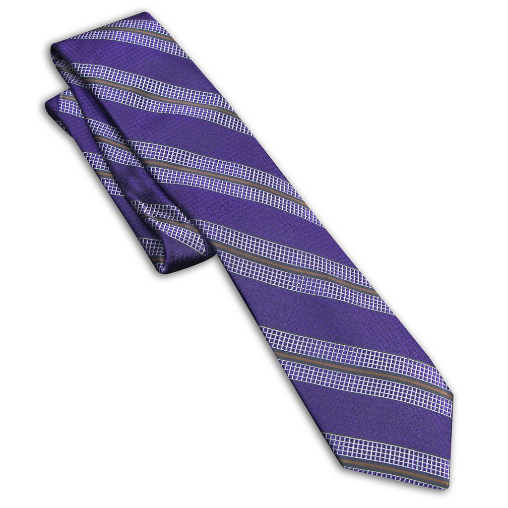 Haggar® Heritage Striped Tie - Men