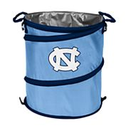 Logo Brand North Carolina Tar Heels Collapsible 3-in-1 Trashcan Cooler