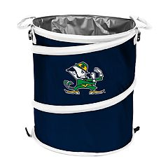 Logo Brand Notre Dame Fighting Irish Collapsible 3-in-1 Trashcan Cooler
