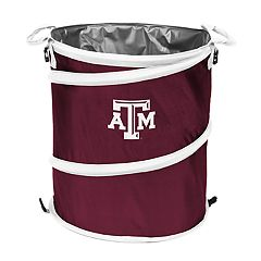 Logo Brand Texas A&M Aggies Collapsible 3-in-1 Trashcan Cooler