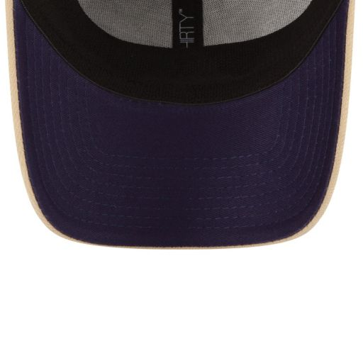 Adult New Era Milwaukee Brewers Stacker 39THIRTY Stretch-Fit Cap