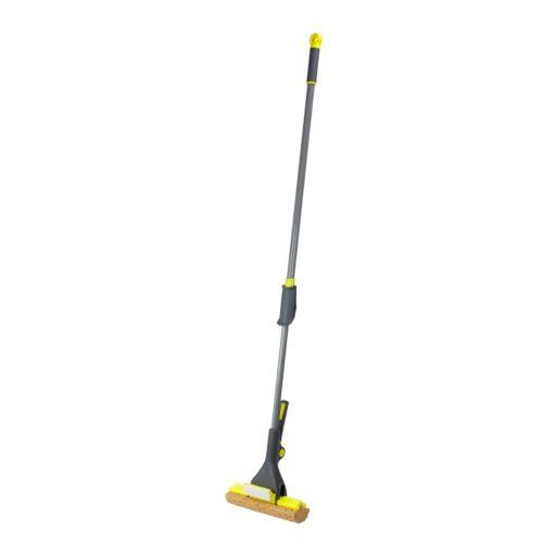 Casabella Size Wize Height Adjustable Ratchet Roller Mop