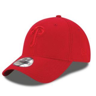 Adult New Era Philadelphia Phillies Tone Tech Diamond Era 39THIRTY Stretch-Fit Cap