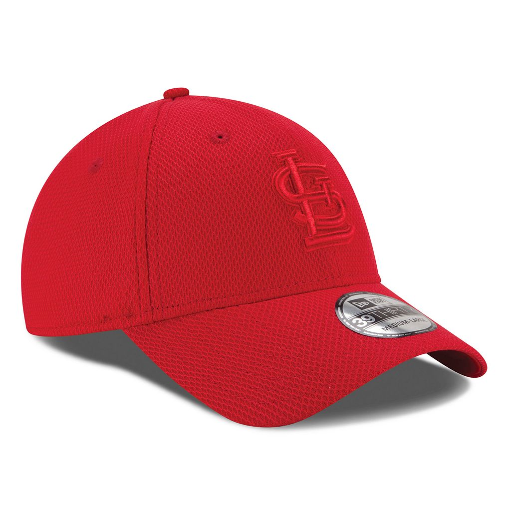 Adult New Era St. Louis Cardinals Tone Tech Diamond Era 39THIRTY Stretch-Fit Cap
