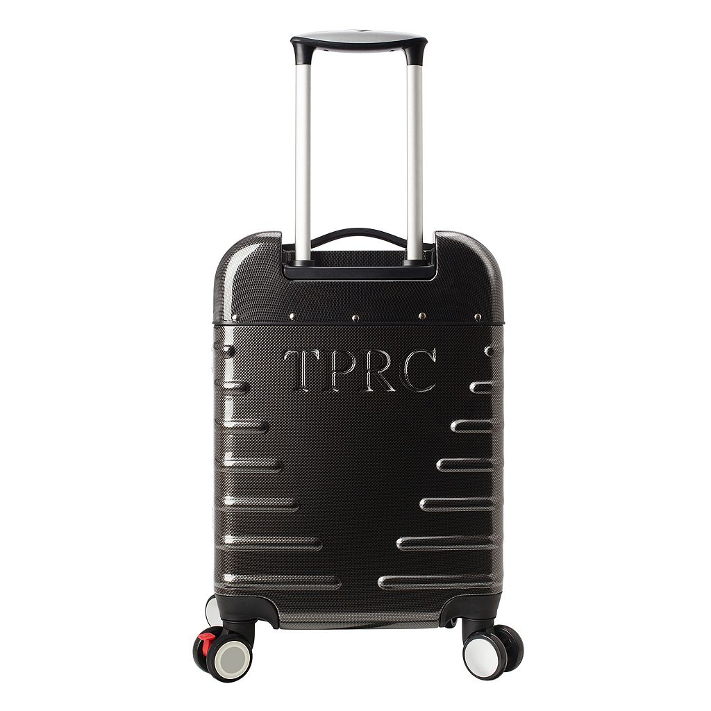 Seat-On 20-in. Hardside Spinner Carry-On