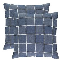 Levi 2-piece Throw Pillow Set