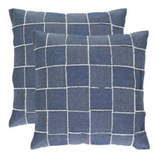 Levi 2-piece Throw Pillow Set