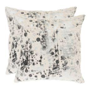 Nars 2-piece 18'' x 18'' Throw Pillow Set