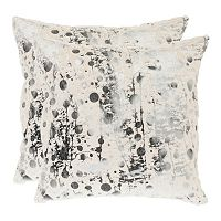 Nars 2-piece 22'' x 22'' Throw Pillow Set